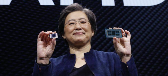 ADM Radeon z obsługą Ray Tracingu i Zen 3 pojawią się w 2020 roku [1]