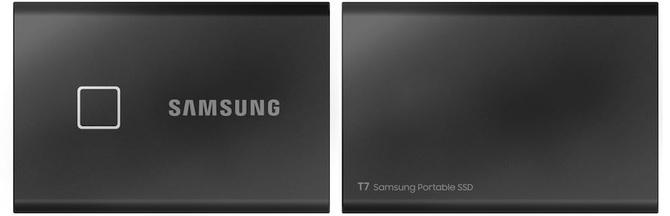Samsung T7 Touch: przenośne SSD ze skanerem linii papilarnych [2]