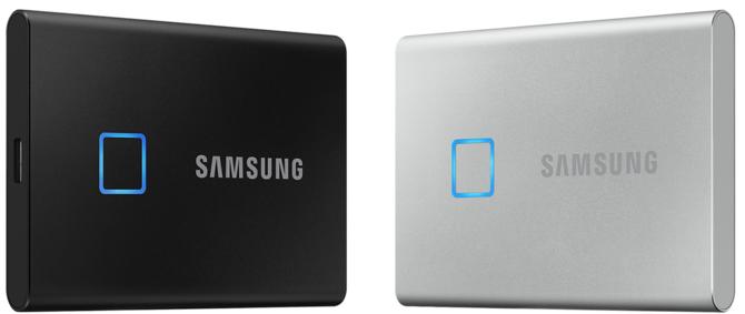 Samsung T7 Touch: przenośne SSD ze skanerem linii papilarnych [3]