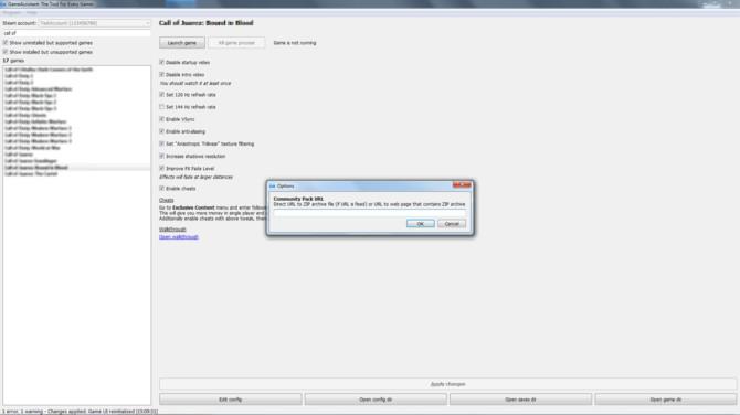 GameAssistant: program na Steam do konfiguracji i usprawniania gier [3]