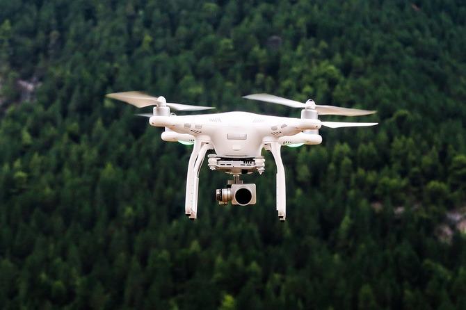 USA uziemi drony chińskiego pochodzenia. Strach o szpiegostwo [1]