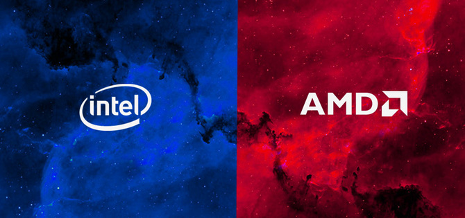 Intel Iris Plus Graphics G7 vs Radeon Graphics w nowych testach [1]
