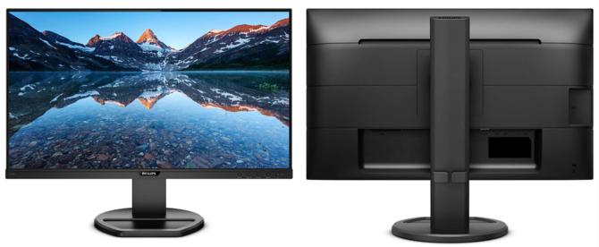 Philips 243B9 - monitor do biura z matrycą IPS i złączem USB-C [1]