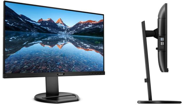 Philips 243B9 - monitor do biura z matrycą IPS i złączem USB-C [2]