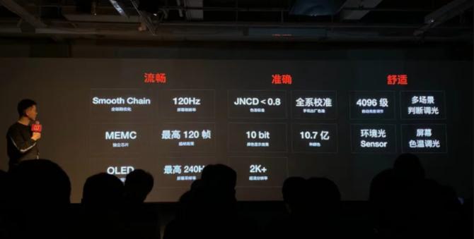Smartfony OnePlus 8 otrzymają ekran 120 Hz o jasności 1000 nitów [2]