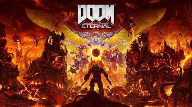 DOOM Eternal - nowy zwiastun fabularny z polskim dubbingiem [1]