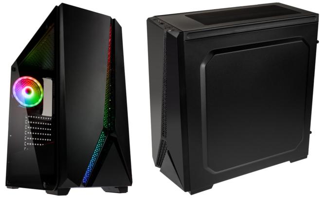 Kolink Big Chungus i Quantum - Oryginalne obudowy z RGB LED [3]
