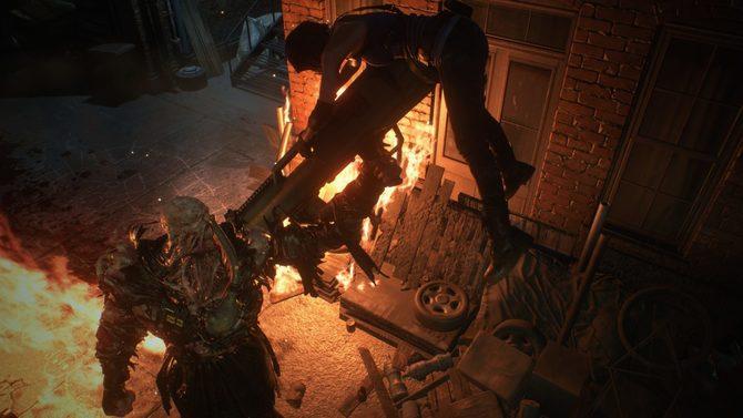 Resident Evil 3 - Nemesis: jest nowy trailer i mnóstwo screenów [12]