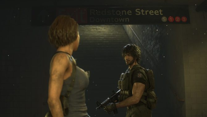 Resident Evil 3 - Nemesis: jest nowy trailer i mnóstwo screenów [19]