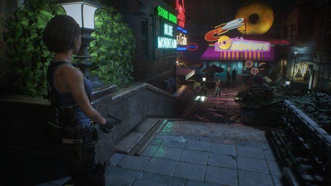 Resident Evil 3 - Nemesis: jest nowy trailer i mnóstwo screenów [7]