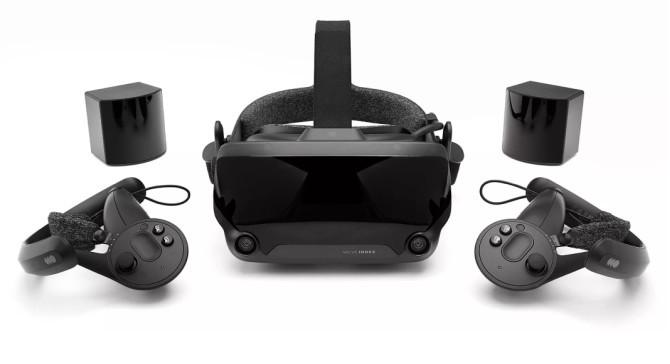 Gogle VR Valve Index wyprzedane w 30 krajach. Także w Polsce [3]