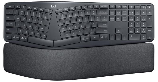Logitech ERGO K860 - Bezprzewodowa klawiatura ergonomiczna [2]