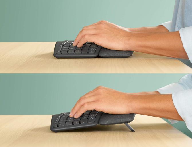 Logitech ERGO K860 - Bezprzewodowa klawiatura ergonomiczna [3]