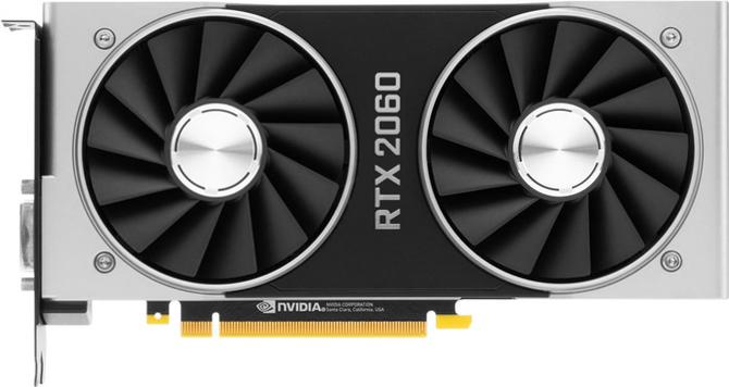NVIDIA oficjalnie, acz po cichu obniża cenę GeForce RTX 2060  [1]