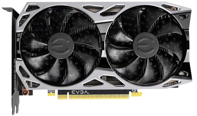 EVGA GeForce RTX 2060 KO wykorzystuje rdzeń Turing TU104 [1]