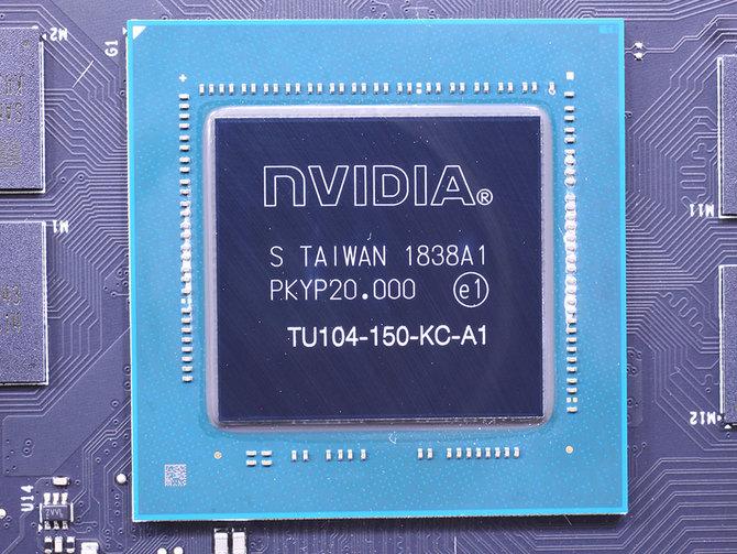 EVGA GeForce RTX 2060 KO wykorzystuje rdzeń Turing TU104 [2]