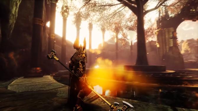 Godfall: wyciekł gameplay z nadchodzącej gry na PlayStation 5 [3]