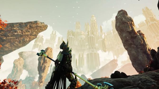 Godfall: wyciekł gameplay z nadchodzącej gry na PlayStation 5 [4]
