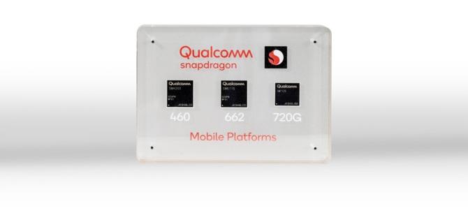 Qualcomm Snapdragon 720G, 662 i 460 - nowe układy SoC [2]