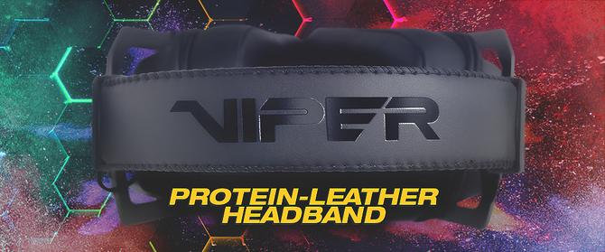 Patriot Viper V380 - premiera ciekawego headsetu 7.1 [6]