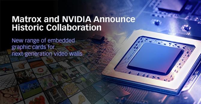 Matrox wyprodukuje razem z NVIDIA karty oparte na Quadro [1]