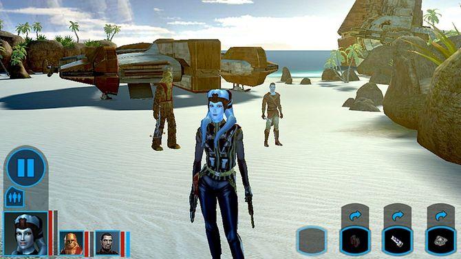 Star Wars KOTOR: mamy doniesienia o remake'u kultowego RPG [3]