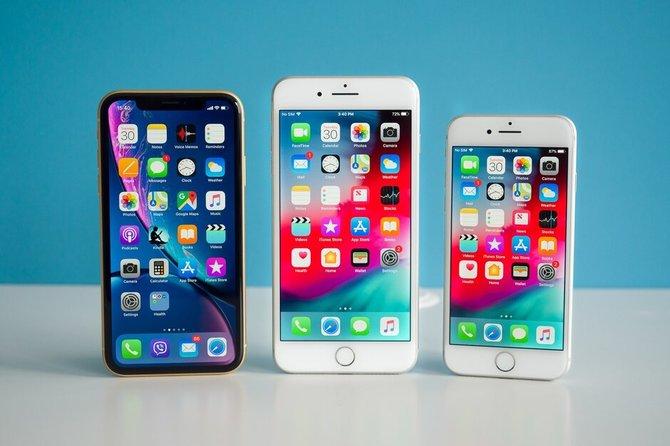 Apple iOS 14 ma być dostępny dla wszystkich iPhone'ów z iOS 13 [1]