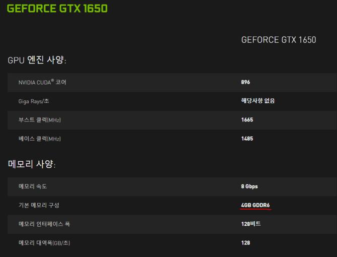 Nowy GeForce GTX 1650 oraz GTX 1650 Ti w wersjach mobilnych [3]