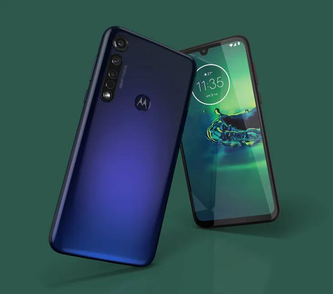 Motorola Moto G8 i G8 Power - znamy specyfikacje, debiut tuż tuż [2]