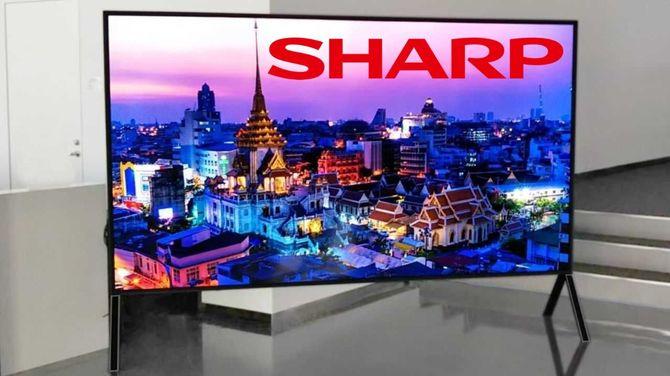 Sharp wprowadzi swoje pierwsze telewizory OLED w tym roku [1]