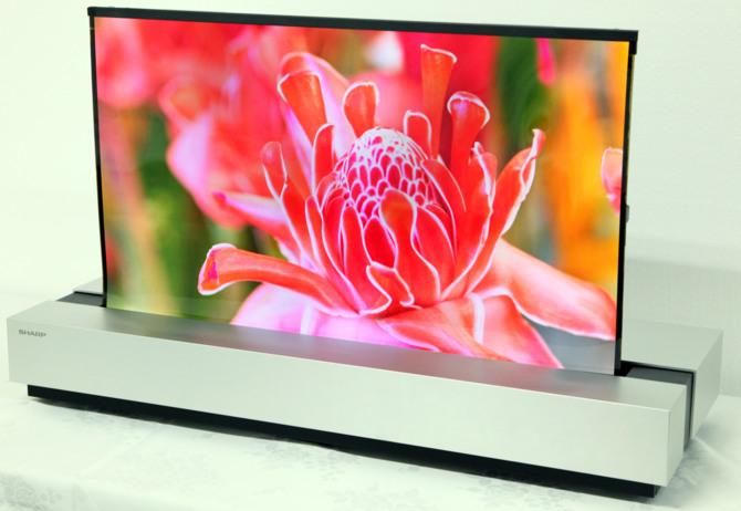 Sharp wprowadzi swoje pierwsze telewizory OLED w tym roku [2]