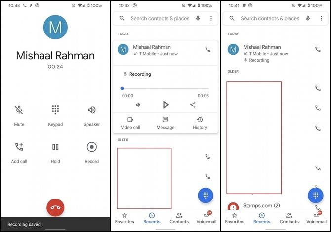 Android ma otrzymać funkcję nagrywania i transkrypcji połączeń [2]