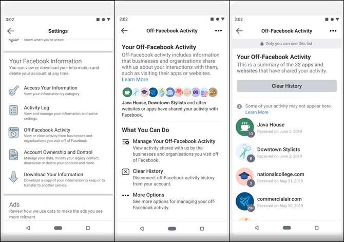 Facebook pozwoli nam kontrolować zbierane o nas dane [2]