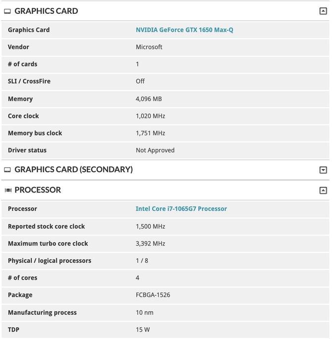 Pierwsze informacje o Microsoft Surface Book 3 i Surface Go 2 [3]