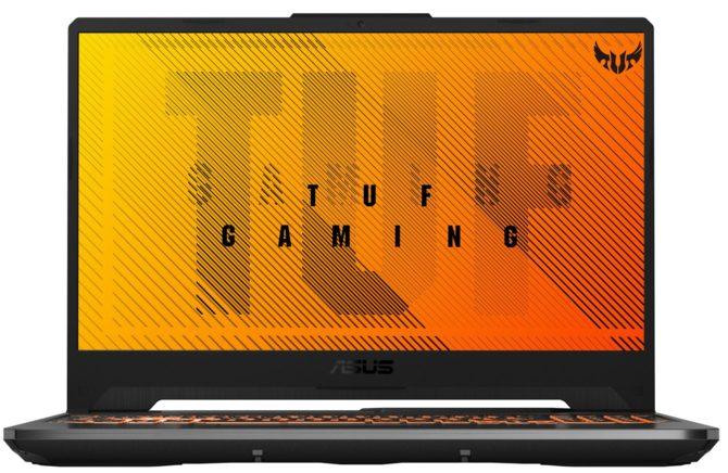 ASUS TUF Gaming A15 - testy notebooka z AMD Ryzen 7 4800H [1]