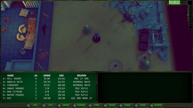 Wasteland Remastered – nadchodzi remake protoplasty Fallouta [2]