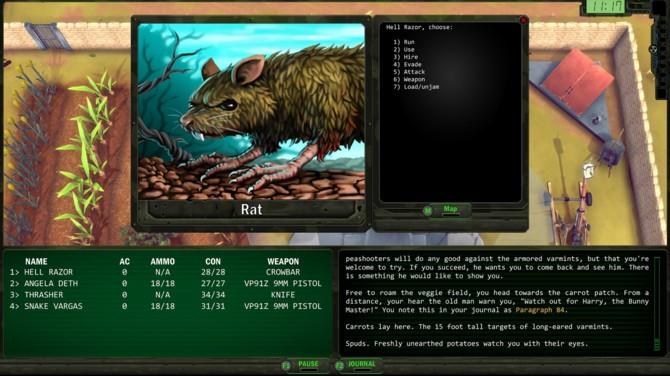 Wasteland Remastered – nadchodzi remake protoplasty Fallouta [4]
