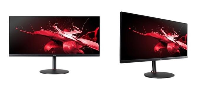 Acer Nitro XV340CK - specyfikacja monitora 21:9 dla graczy [2]