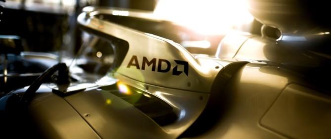 AMD pozostaje w F1 i podpisuje umowę z Mercedes AMG Petronas [2]