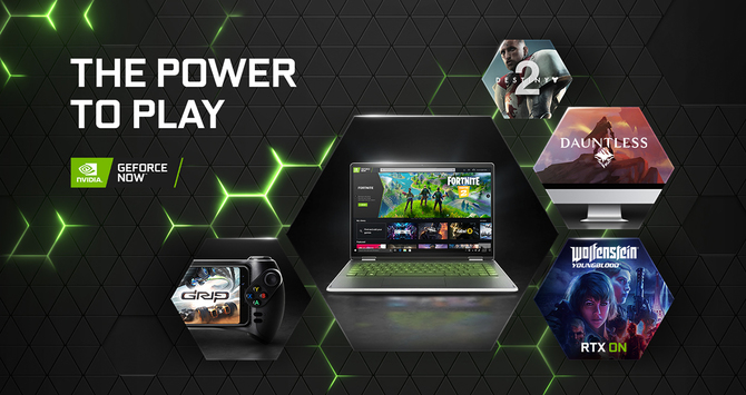 NVIDIA GeForce Now wychodzi z fazy beta razem z nową ofertą [1]