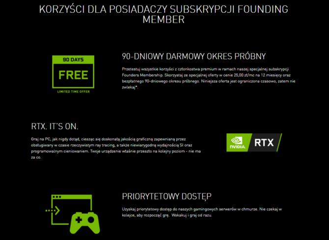 NVIDIA GeForce Now wychodzi z fazy beta razem z nową ofertą [3]