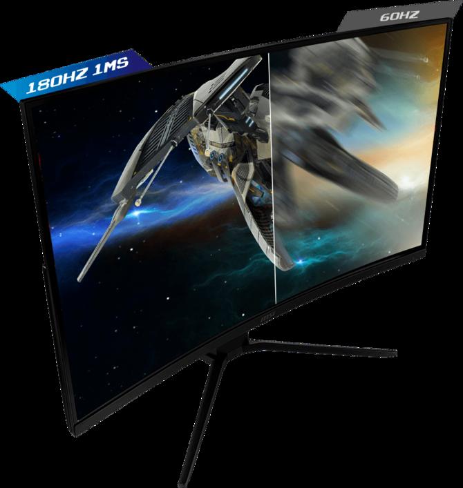 MSI Optix MAG322CR - zakrzywiony monitor z odświeżaniem 180 Hz [3]