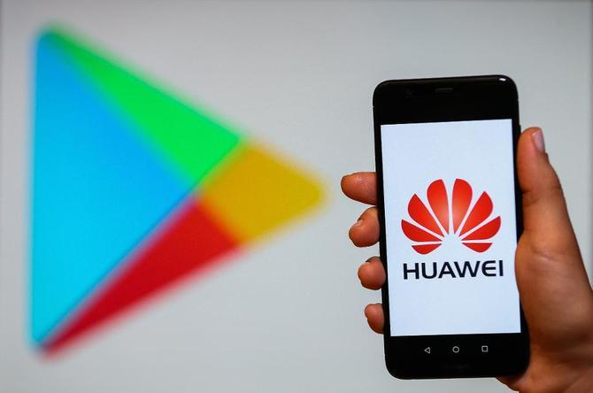 Aż 70 aplikacji z Google Play domyślnie na smartfonach Huawei [2]