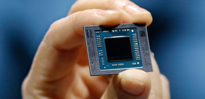 AMD Ryzen 7 4800HS w teście 3DMark jest lepszy od Core i7-9700K [1]