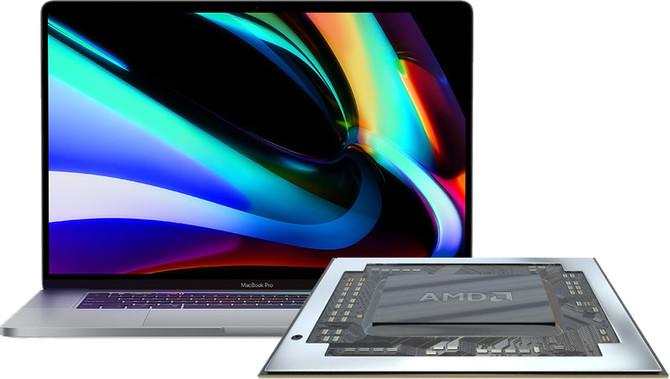 Apple MacBook z procesorami AMD? Tak sugeruje kod w macOS [1]