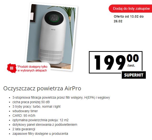 Biedronka: niedroga, inteligentna waga Bluetooth marki Hoffen [3]