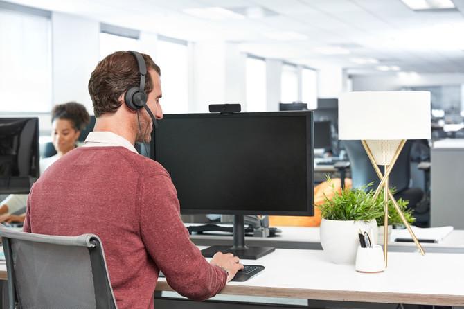 Logitech Zone Wired - słuchawki do typowej pracy biurowej [2]