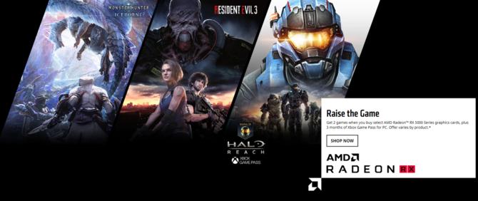 Radeon RX 5600 XT otrzyma darmowe gry w akcji Raise The Game [2]