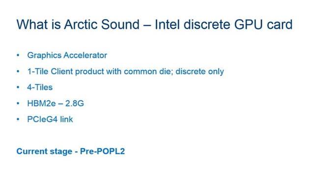 Układy Intel Xe nawet z 512 jednostkami EU i TDP sięgającym 500 W [2]