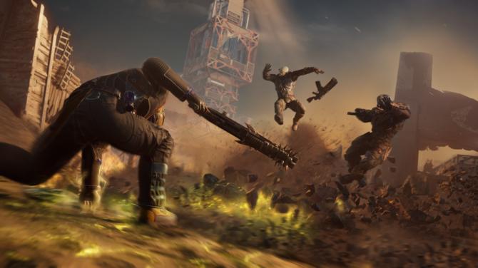 Gra Outriders ma być brudnym s-f: screeny, gameplay i nowe wieści [3]
